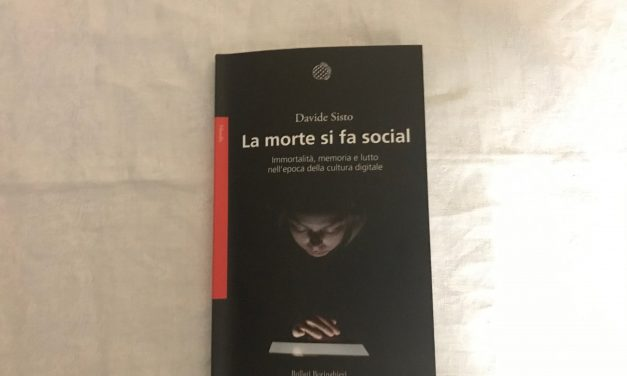 La morte si fa social