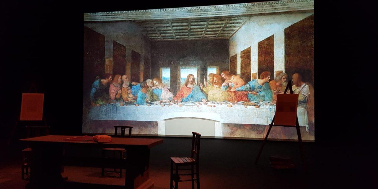 Essere Leonardo da Vinci