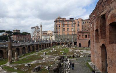 Roma. La grande bellezza dalla carrozzina