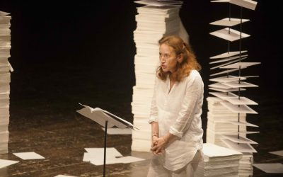 Serena Sinigaglia. Conversazione sul teatro e sulla politica